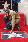 Snoop Dogg Honored With Star On The Hollywood Walk Of...