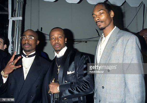 Snoop Dogg MC Hammer and Tupac Shakur