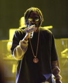 Snoop Dogg peforms at Ultra Musci Festival Weekend 1 at Bayfront Park Amphitheater on March 17 2013 in Miami Florida
