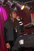 Snoop Dogg Performs As DJ Snoopadelic - New York City