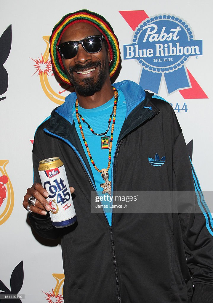 Colt 45 'Works Every Time' mansion party with Evan and Daren Metropoulos at The Playboy Mansion on October 19, 2012 in Beverly Hills, California.