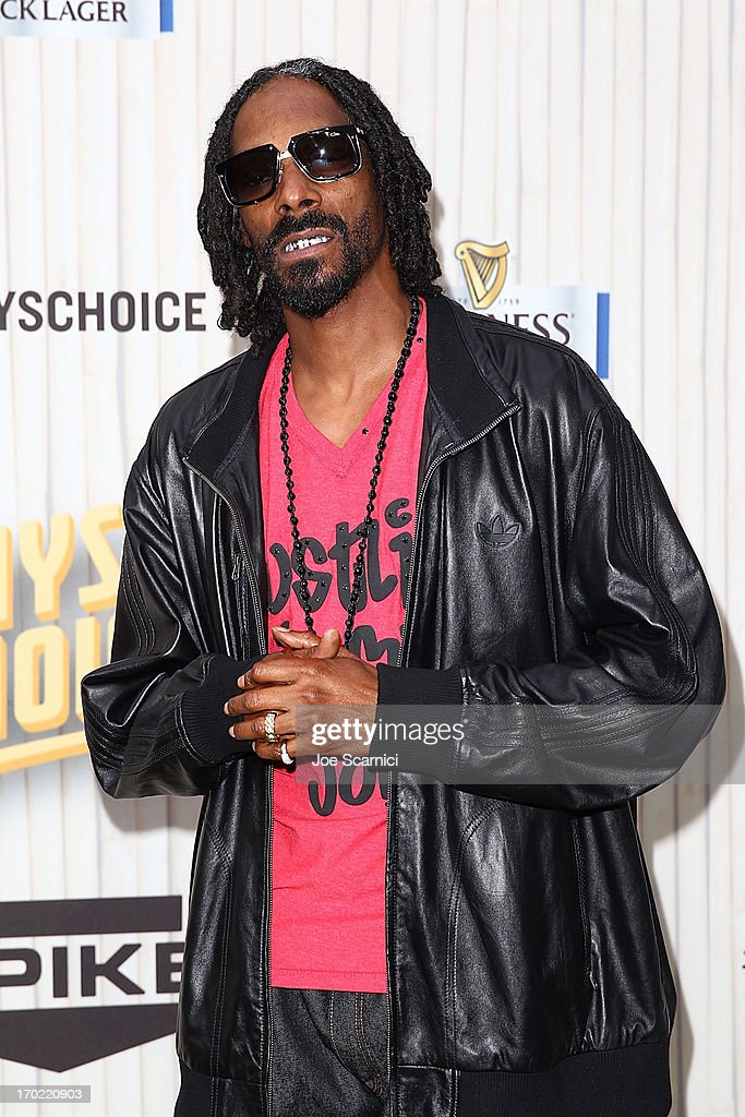 Snoop Lion arrives at the 2013 Spike TV 'Guys Choice' at Sony Pictures Studios on June 8, 2013 in Culver City, California.