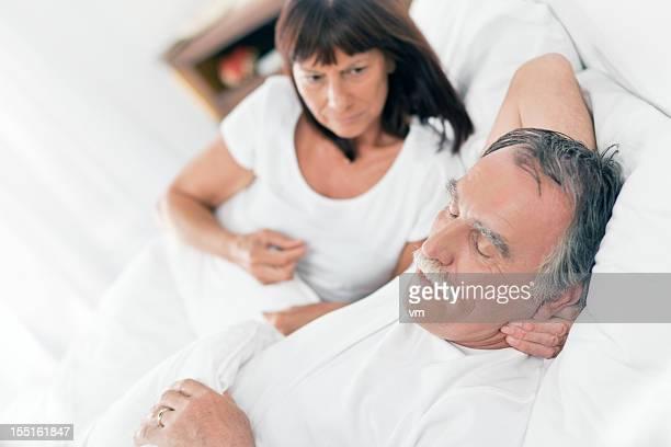 Ronquido marido