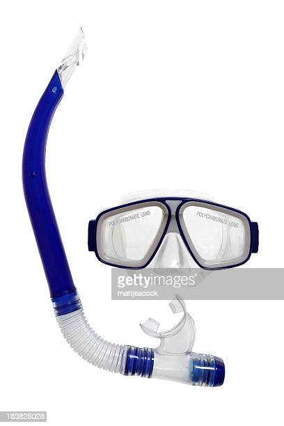 Snorkel and mask