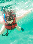 Snorkelling on Vacation