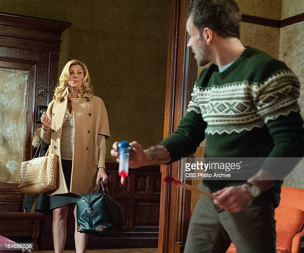 'Snow Angels' Sherlock tries to help a transgender woman who is recovering from her latest break up on ELEMENTARY on Thursday April 4 on the CBS...