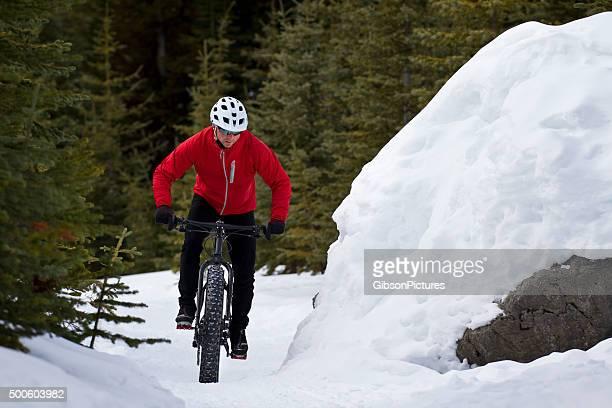 Snow Bike Rider