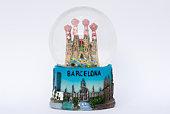 Snow Globe Barcelona
