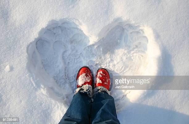 A Snow Heart