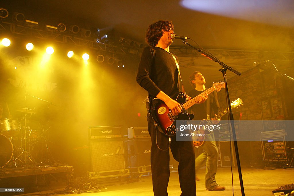 Snow Patrol during 20th Annual SXSW Film and Music Festival - Snow Patrol at Stubbs in Austin, Texas, United States.
