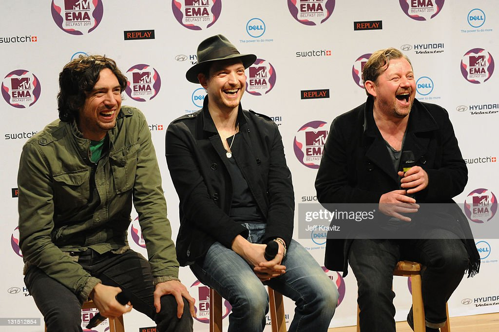 MTV Europe Music Awards 2011 - Press Conference