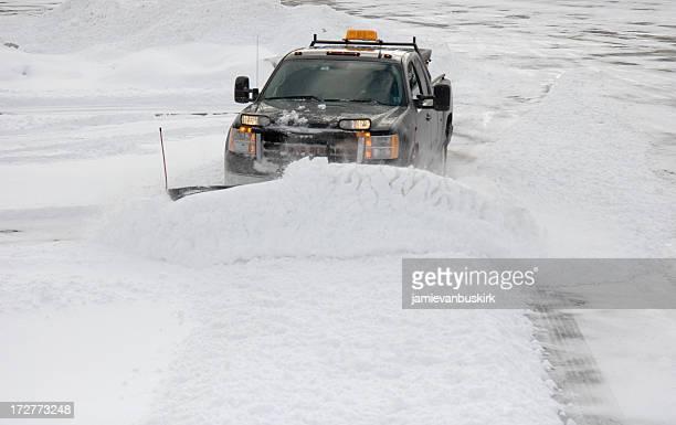 Schnee Pflug