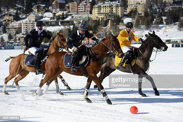 """"""" Coppa del Mondo di Polo su neve di St. Moritz. """""""