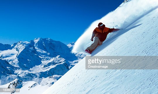 Snowboard Man