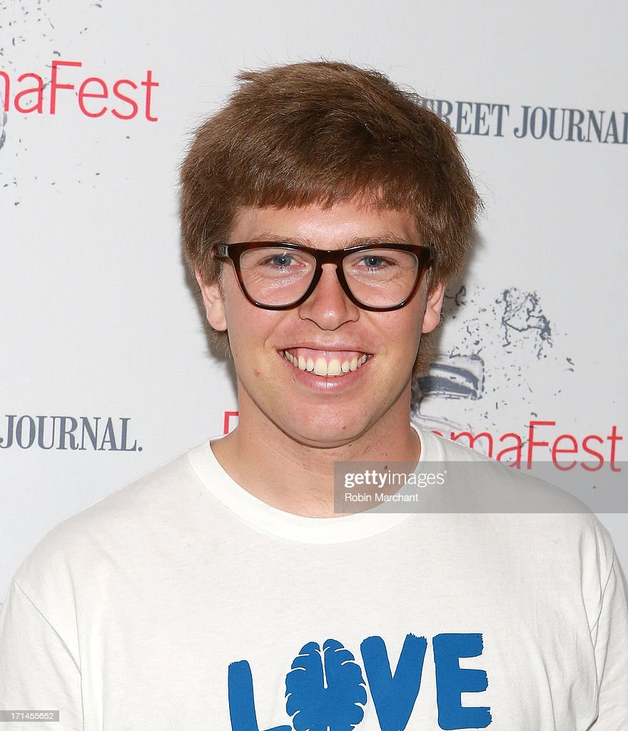 Snowboarder Kevin Pearce attends BAMcinemaFest New York 2013 Screening Of 'The Crash Reel' at BAM Rose Cinemas on June 24, 2013 in New York City.