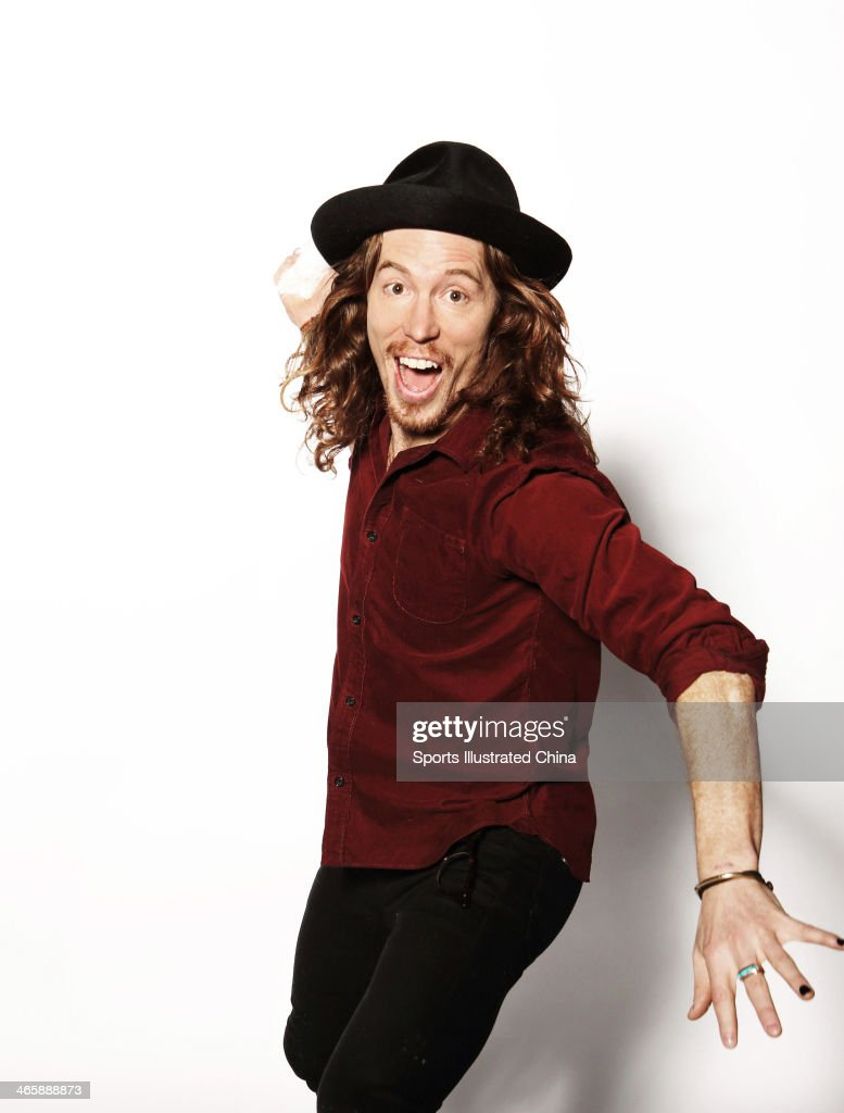 Snowboarder <a gi-track='captionPersonalityLinkClicked' href=/galleries/search?phrase=Shaun+White+-+Snowboarder&family=editorial&specificpeople=247245 ng-click='$event.stopPropagation()'>Shaun White</a> is photographed for Sports Illustrated China on July 9, 2012 in Beijing, China.