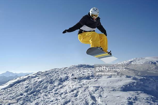 Snowboarder's Landscape