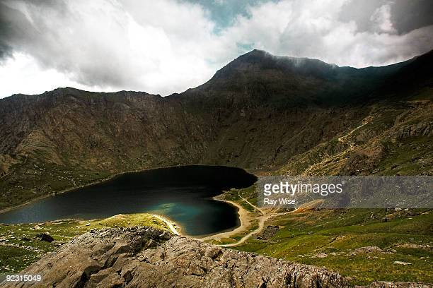 Snowdon, the heart of Wales