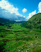 Snowdonia National Park in Wales, United Kingdom