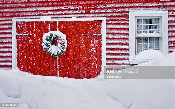Snowed in à Noël
