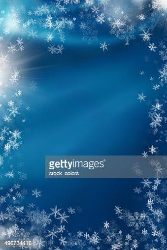 クリスマスの結晶
