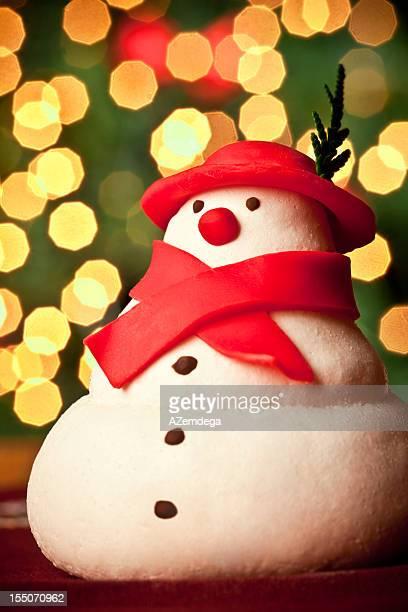Bonhomme de neige portrait