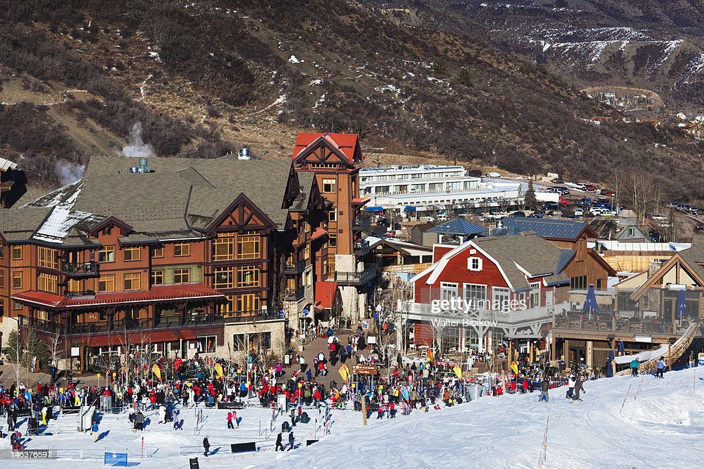 Snowmass Village Ski Area