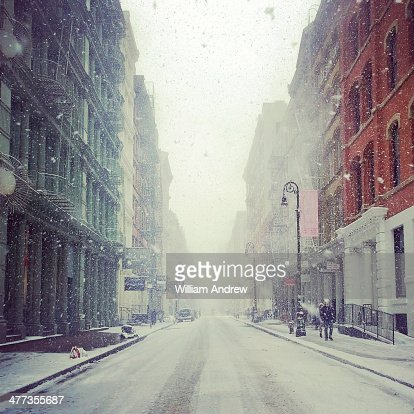 Snowy Tribeca