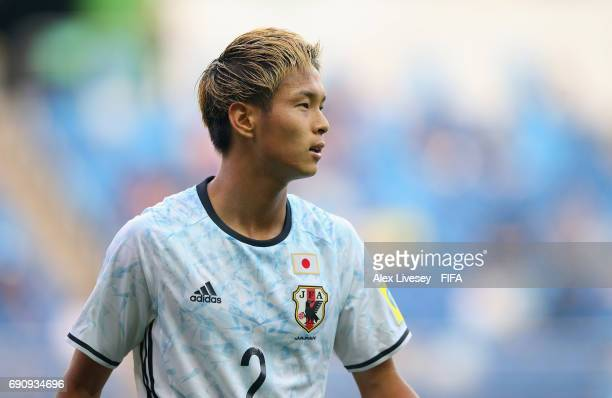 So Fujitani of Japan during the FIFA U20 World Cup Korea Republic 2017 Round of 16 match between Venezuela and Japan at Daejeon World Cup Stadium on...