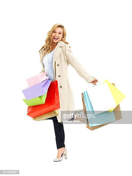 So happy I could dance! - Shopping spree