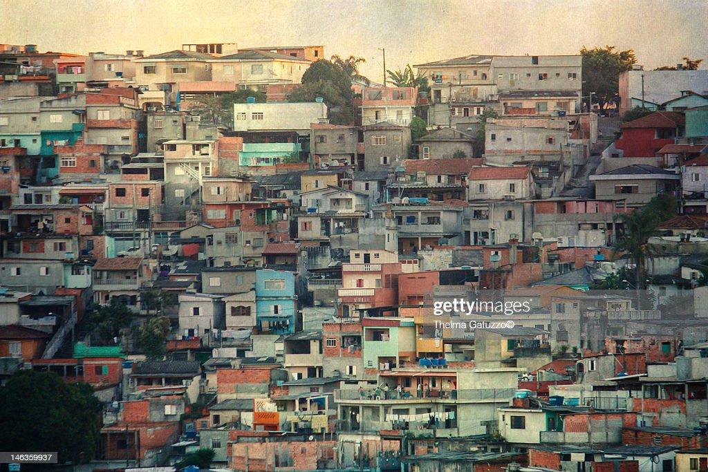 São Paulo suburbs : Stock Photo
