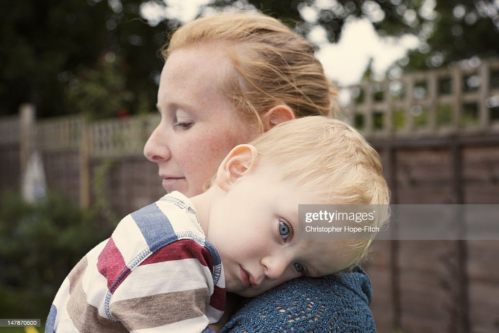 so tired : Stock Photo