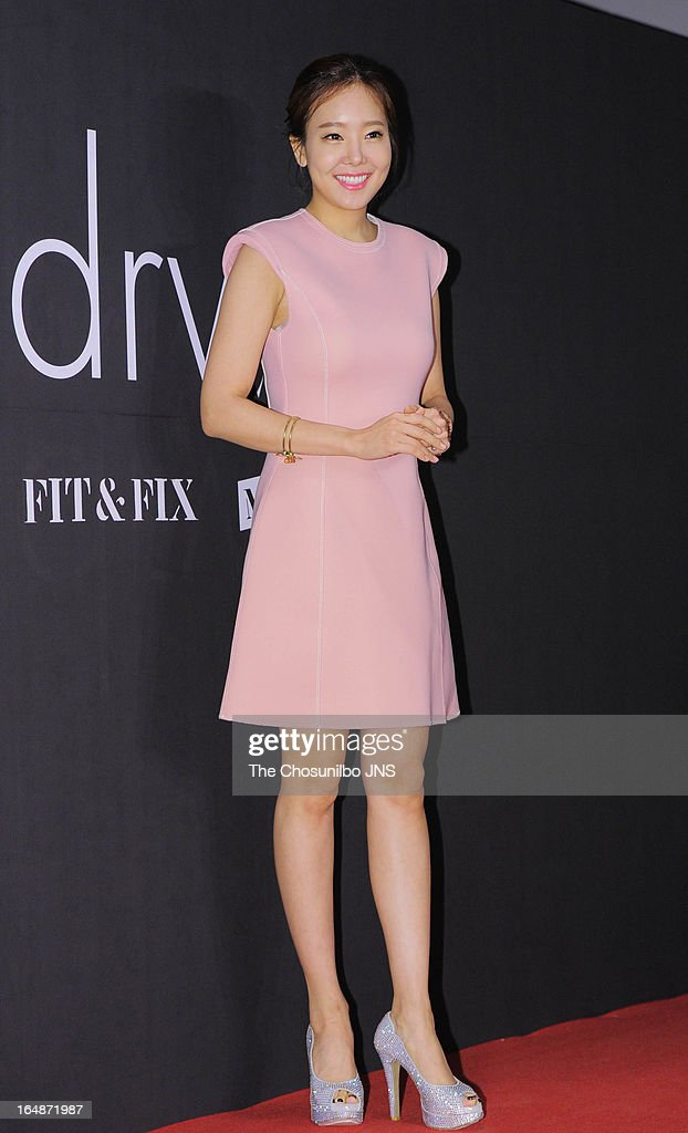 So Yu-Jin attends the 'drww.' launch & beauty talk concert at Conrad Hotel on March 28, 2013 in Seoul, South Korea.