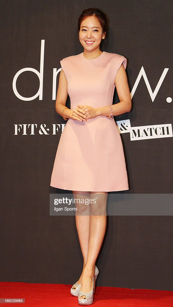 So Yu-Jin attends the 'drww.' launch & beauty talk concret at Conrad Hotel on March 28, 2013 in Seoul, South Korea.