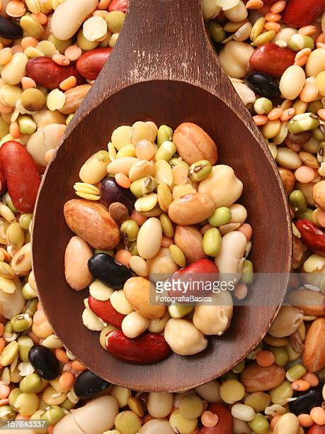 Soaked legumes