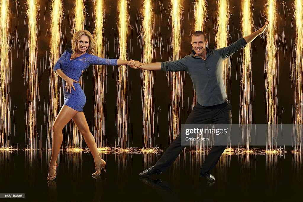 JOHNSON -- Soap Opera star Ingo Rademacher partners with Kym Johnson. The two-hour season premiere of 'Dancing with the Stars' airs MONDAY, MARCH 18 (8:00-10:01 p.m., ET) on the ABC Television Network.