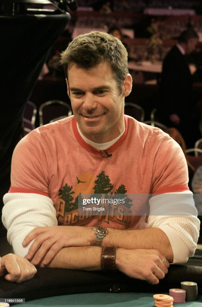 Soap Opera star Tuc Watkins 'One Life to Live' during Stars at Sands Celebrity Poker Challenge at Sands Casino in Atlantic City New Jersey United...