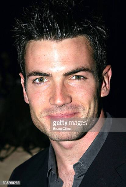 Soap Star Aiden Turner of All My Children during The Casting Society of America Presents the 19th Annual Artios Awards New York at SHOW Nightclub in...