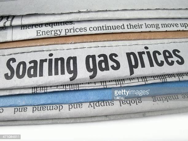 Majestueux prix du carburant