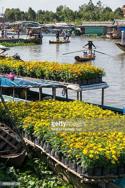 CONTENT] Soc Trang floating market in the new yearMekong delta
