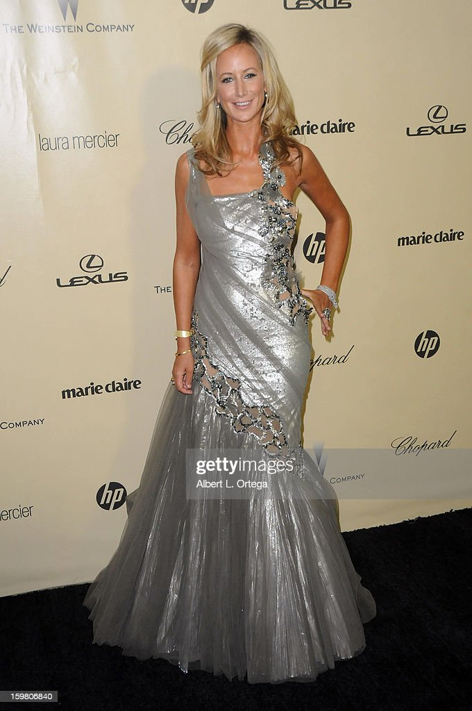 Socalite Lady Victoria Hervey arrives for the Weinstein Company's 2013 Golden Globe Awards After Party - Arrivals on January 13, 2013 in Beverly Hills, California.