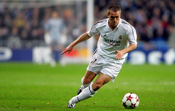 Soccer 2005 - UEFA Champions League - Real Madrid vs Juventus : News Photo