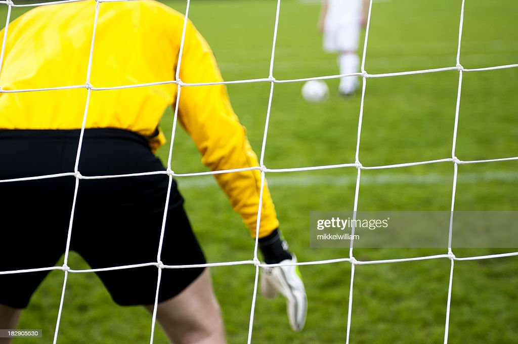 Soccer competition : Stock Photo