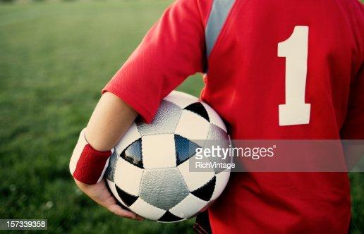 Soccer Dreams : Stock Photo