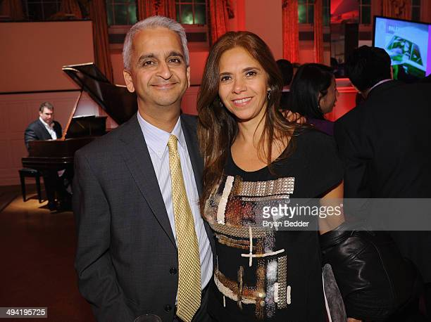 Soccer Federation President Sunil Gulati attends the Paley Prize Gala honoring ESPN's 35th anniversary presented by Roc Nation Sports on May 28 2014...