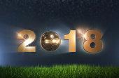 Soccer football 2018