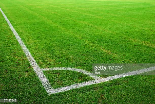 Soccer Football d'angle