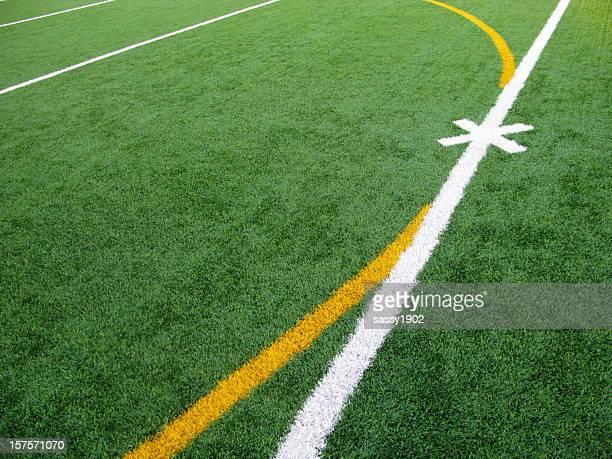 Lignes terrain de Football de Football