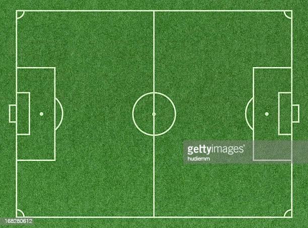 Campo de fútbol fútbol