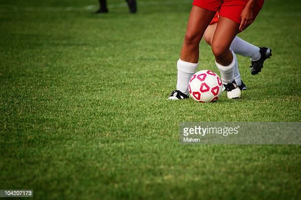 Fußballspiel Spiel